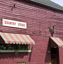 stop by the Country Store before you leave and take home some delectable treats!